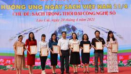 Tuổi trẻ Lào Cai hưởng ứng Ngày Sách Việt Nam