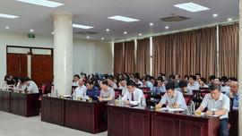 Mỏ Việt Bắc tổ chức Hội nghị sơ kết 5 năm thực hiện Chỉ thị số 05-CT/TW của Bộ chính trị