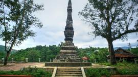 Những ngọn tháp cổ kính của dân tộc Lào ở Tây Bắc Việt Nam