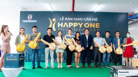 Vạn Xuân Group bàn vượt tiến dộ bàn giao căn hộ Happy One - Phú Hòa