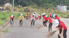 Huyện đảo Cát Hải tổ chức hoạt động hưởng ứng ngày Môi trường thế giới năm 2021