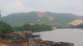 Công ty Vĩnh Long có mang khoáng sản ra khỏi tỉnh Bắc Giang: Chính quyền không biết?