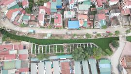 Tiên Du (Bắc Ninh): UBND xã Phú Lâm xây dựng trái phép 18 ki-ốt, xâm phạm công trình thuỷ lợi