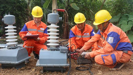 Sơn La: Diễn tập phòng chống thiên tai, xử lý sự cố hệ thống lưới điện