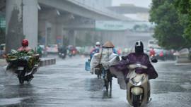 Dự báo thời tiết 27/4: Bắc Bộ mưa dông, cảnh báo lốc, sét và mưa đá
