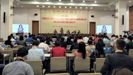 Có 868 người ứng cử đại biểu Quốc hội khóa XV