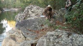 """""""Gỡ khó"""" cho nghề đo vẽ lập bản đồ địa chất"""