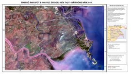 Ứng dụng dữ liệu viễn thám đa thời gian giám sát biến động sử dụng đất