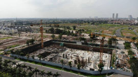 Hoài Đức – Hà Nội: Ai chịu trách nhiệm khi dự án chung cư An Lạc xây dựng không phép?