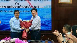 Hợp tác toàn diện trong quản lý nhà nước về biển, hải đảo