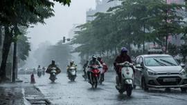 Thời tiết ngày 28/4, cánh báo có mưa đá, lốc, sét và gió giật mạnh