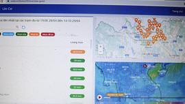 Lào Cai: Triển khai ứng dụng đo mưa, cảnh báo thời tiết qua thiết bị điện tử