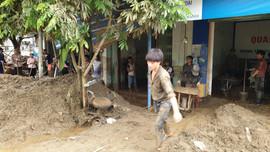 Chủ động ứng phó mưa lớn, lũ quét và sạt lở đất