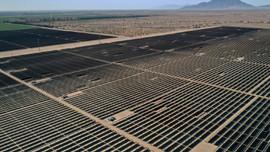 Mỹ phê duyệt dự án năng lượng mặt trời ở sa mạc California