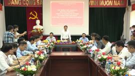 Tập trung tháo gỡ khó khăn, đẩy nhanh tiến độ Dự án Nhà máy Nhiệt điện Thái Bình 2