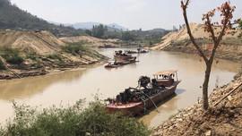 Bộ TN&MT đôn đốc thực hiện Nghị định 23 quy định quản lý khai thác cát, sỏi và bảo vệ lòng, bờ bãi sông