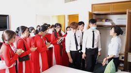 NovaGrouptiếp nhận hơn 120 sinh viên Nova College đến thực tập