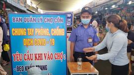 """Liên tục ghi nhận thêm ca mắc COVID-19,  Đà Nẵng phát """"Thẻ đi chợ""""  từ ngày 8/5"""