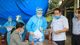 Quảng Trị thực hiện giãn cách xã hội tại 1 thôn để phòng dịch Covid-19