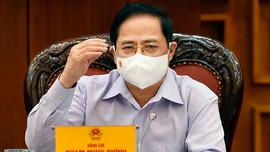 Thủ tướng Phạm Minh Chính chủ trì họp Thường trực Chính phủ về công tác tổ chức bầu cử