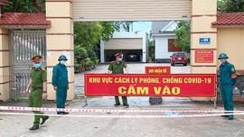 Vĩnh Phúc: Đình chỉ công tác Chủ tịch thị trấn Yên Lạc vì lơ là chống dịch Covid-19