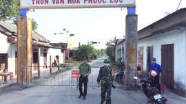 Cận cảnh 2 thôn ở xã Lộc Tiến (Thừa Thiên Huế) bị phong tỏa sau ca mắc COVID - 19