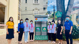 Sơn La: Khánh thành công trình Ngôi nhà xanh, phòng chống rác thải nhựa