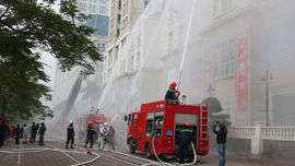 Hà Nội: Thường trực, tiếp nhận và xử lý thông tin báo cháy 24/24 giờ