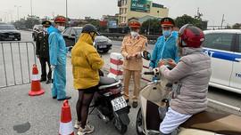 Người từ tỉnh, thành phố khác vào Hải Dương phải khai báo y tế