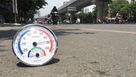 Thời tiết 12/5, nắng nóng gay gắt trên cả nước, có nơi trên 40 độ C