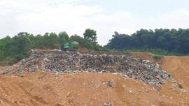 """Vụ bãi rác """"treo đầu dân"""" ở Thanh Hóa: Đã hết thời hạn hoạt động"""
