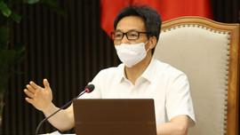 Phó Thủ tướng Vũ Đức Đam: Phải kiểm soát bằng được các ổ dịch trong KCN