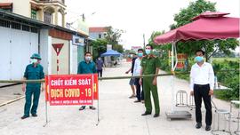 Hà Nam: Thôn Phú Đa có thêm 5 trường hợp dương tính với Covid-19