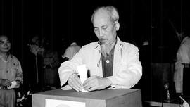 Chủ tịch Hồ Chí Minh với các cuộc bầu cử Quốc hội