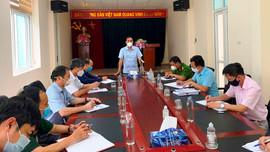 Hải Dương: Quyết tâm không để dịch bùng phát trong Khu Công nghiệp