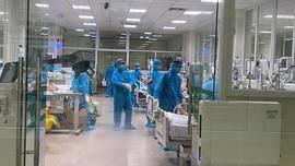 Một bệnh nhân tử vong do phổi tắc nghẽn mãn tính và mắc COVID-19