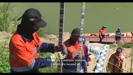 MRC sẽ củng cố hệ thống quan trắc sông Mê Công