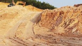 Khai thác đất trái phép, doanh nghiệp và 2 chủ trang trại ở Huế bị phạt hơn 1,2 tỷ đồng