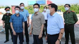 Bốn yêu cầu của Phó Thủ tướng Vũ Đức Đam về chống dịch tại Bắc Giang