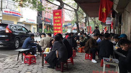 Ninh Bình tạm dừng dịch vụ tại chỗ các quán ăn, hàng quán giải khát vỉa hè, đường phố, khu công cộng