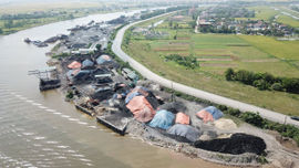 Ninh Bình: Tăng cường an toàn đê điều trong mùa mưa bão