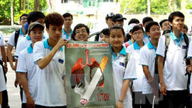 Chia sẻ giải pháp phòng ngừa thuốc lá thế hệ mới trong học sinh