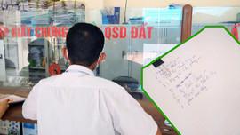 Văn phòng Đăng ký đất đai huyện An Dương (Hải Phòng): Những dấu hiệu bất thường