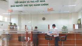 Bộ TN&MT ban hành Danh mục TTHC tiếp nhận tại Văn phòng Một cửa