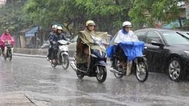 Thời tiết ngày 6/6, Hà Nội có mưa, trời mát mẻ