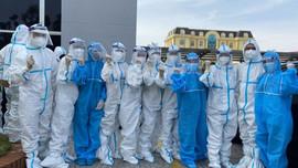 Hà Tĩnh:  Điều động hơn 400 cán bộ y tế hỗ trợ lấy mẫu, bảo quản, vận chuyển mẫu bệnh phẩm nghi Covid-19