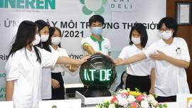 """Phát động chương trình """"Sứ giả môi trường hưởng ứng Ngày môi trường Thế giới"""" cùng ứng dụng Eat Deli"""
