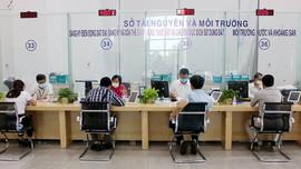 Chuyển đổi số ngành TN&MT: Cung cấp dịch vụ công - Ưu tiên hàng đầu
