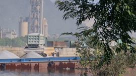 """Tiếp vụ cụm cảng Công ty Sơn Hữu bị """"tố"""" gây ô nhiễm: Chưa thực hiện đúng quy định bảo vệ môi trường"""