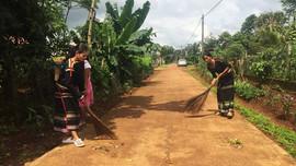Đắk Lắk bảo vệ môi trường, xây dựng nông thôn xanh - sạch - đẹp
